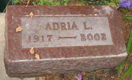 MCCORMICK, ADRIA L. - Linn County, Iowa | ADRIA L. MCCORMICK