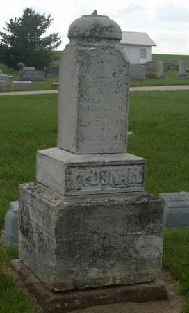 MCDONALD, JOHNNY - Linn County, Iowa   JOHNNY MCDONALD