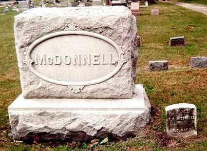 MCDONNELL, FAMILY STONE - Linn County, Iowa | FAMILY STONE MCDONNELL