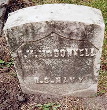 MCDONNELL, I.M. - Linn County, Iowa | I.M. MCDONNELL