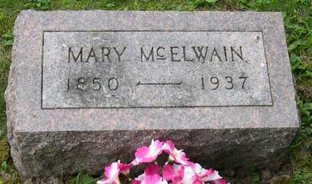 MCELWAIN, MARY - Linn County, Iowa | MARY MCELWAIN