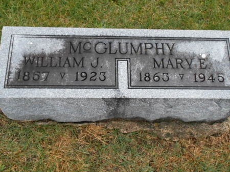 MCGLUMPHY, MARY E. - Linn County, Iowa | MARY E. MCGLUMPHY