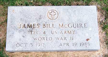 MCGUIRE, JAMES BILL - Linn County, Iowa | JAMES BILL MCGUIRE