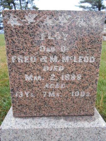 MCLEOD, FLOY - Linn County, Iowa | FLOY MCLEOD