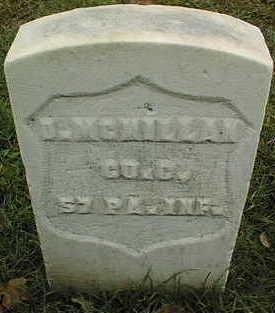 MCMILLAN, D. - Linn County, Iowa | D. MCMILLAN