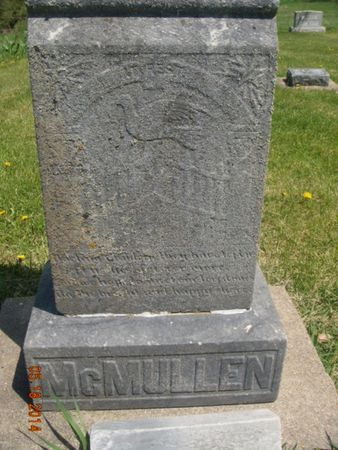 MCMULLEN, FAMILY - Linn County, Iowa | FAMILY MCMULLEN