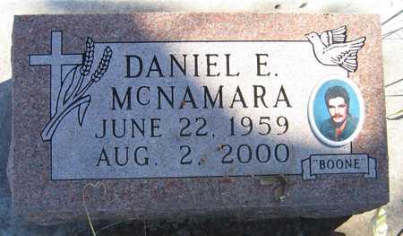 MCNAMARA, DANIEL E.