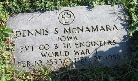 MCNAMARA, DENNIS S. - Linn County, Iowa | DENNIS S. MCNAMARA