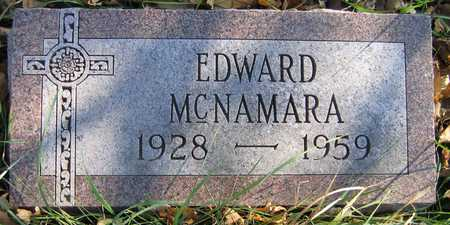 MCNAMARA, EDWARD - Linn County, Iowa | EDWARD MCNAMARA