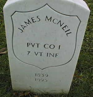 MCNEIL, PVT. JAMES - Linn County, Iowa | PVT. JAMES MCNEIL