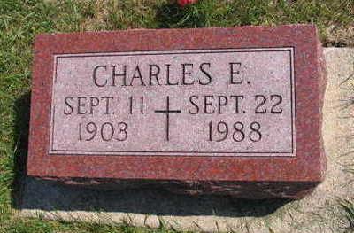 MCNULTY, CHARLES E. - Linn County, Iowa | CHARLES E. MCNULTY