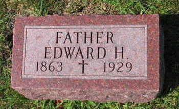 MCNULTY, EDWARD H. - Linn County, Iowa   EDWARD H. MCNULTY