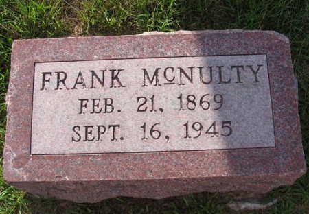 MCNULTY, FRANK - Linn County, Iowa | FRANK MCNULTY