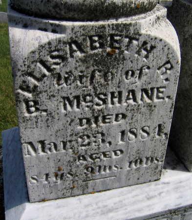 MCSHANE, ELISABETH R. - Linn County, Iowa | ELISABETH R. MCSHANE