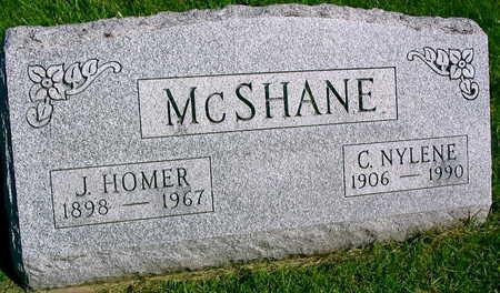 MCSHANE, C. NYLENE - Linn County, Iowa | C. NYLENE MCSHANE