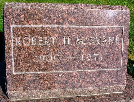 MCSHANE, ROBERT H. - Linn County, Iowa | ROBERT H. MCSHANE