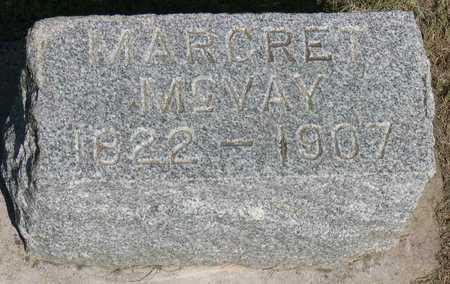MCVAY, MARGRET - Linn County, Iowa | MARGRET MCVAY