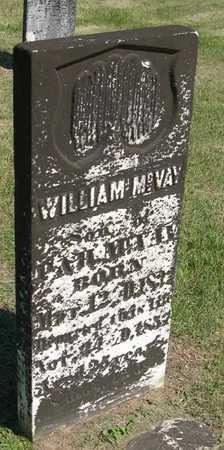 MCVAY, WILLIAM - Linn County, Iowa | WILLIAM MCVAY