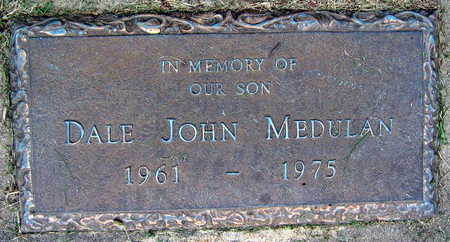 MEDULAN, DALE JOHN - Linn County, Iowa   DALE JOHN MEDULAN
