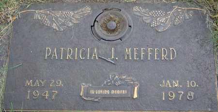 MEFFERD, PATRICIA J - Linn County, Iowa | PATRICIA J MEFFERD