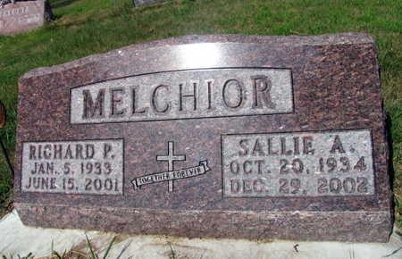 MELCHIOR, RICHARD P. - Linn County, Iowa | RICHARD P. MELCHIOR