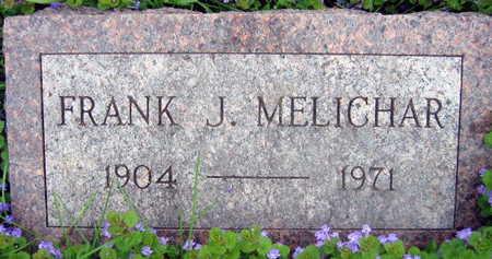 MELICHAR, FRANK J. - Linn County, Iowa | FRANK J. MELICHAR