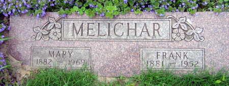 MELICHAR, FRANK - Linn County, Iowa | FRANK MELICHAR