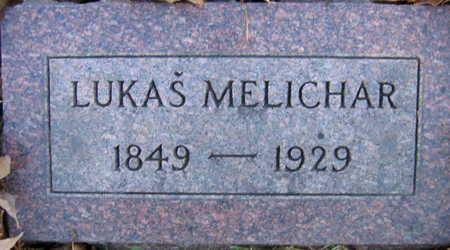 MELICHAR, LUKAS - Linn County, Iowa   LUKAS MELICHAR
