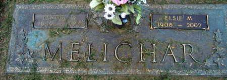MELICHAR, ELSIE M. - Linn County, Iowa | ELSIE M. MELICHAR
