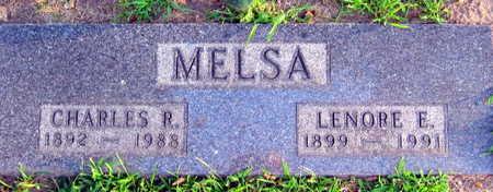 MELSA, LENORE E. - Linn County, Iowa | LENORE E. MELSA