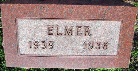 MELSA, ELMER - Linn County, Iowa   ELMER MELSA