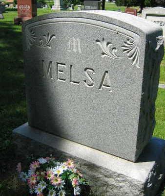 MELSA, FAMILY STONE - Linn County, Iowa   FAMILY STONE MELSA