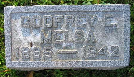 MELSA, GODFREY - Linn County, Iowa | GODFREY MELSA