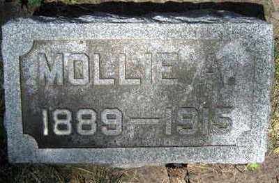 MELSA, MOLLIE A. - Linn County, Iowa | MOLLIE A. MELSA