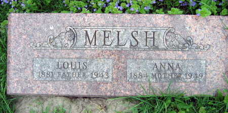 MELSH, LOUIS - Linn County, Iowa | LOUIS MELSH