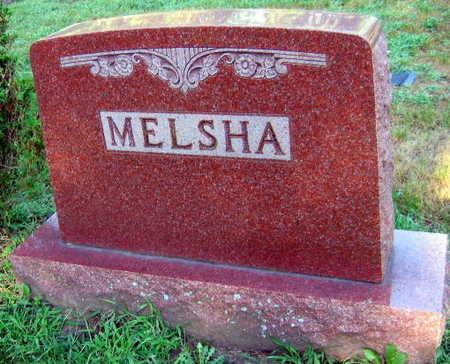MELSHA, FAMILY STONE - Linn County, Iowa | FAMILY STONE MELSHA
