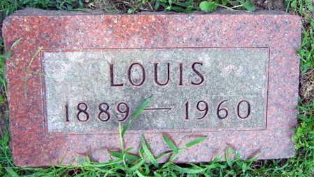 MELSHA, LOUIS - Linn County, Iowa | LOUIS MELSHA