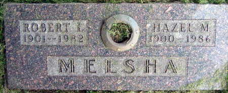 MELSHA, ROBERT L. - Linn County, Iowa   ROBERT L. MELSHA