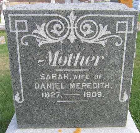 MEREDITH, SARAH - Linn County, Iowa | SARAH MEREDITH
