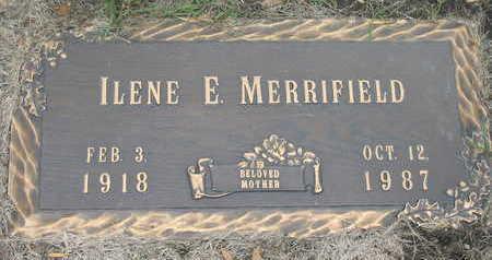 MERRIFIELD, ELVA 'ILENE' - Linn County, Iowa   ELVA 'ILENE' MERRIFIELD