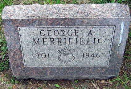 MERRIFIELD, GEORGE A. - Linn County, Iowa | GEORGE A. MERRIFIELD