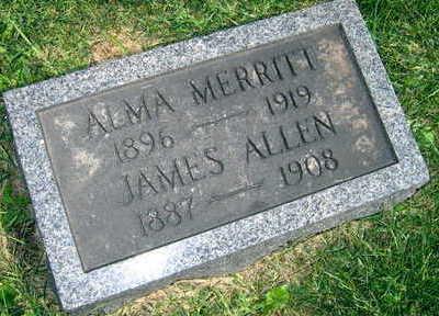 ALLEN, JAMES - Linn County, Iowa | JAMES ALLEN
