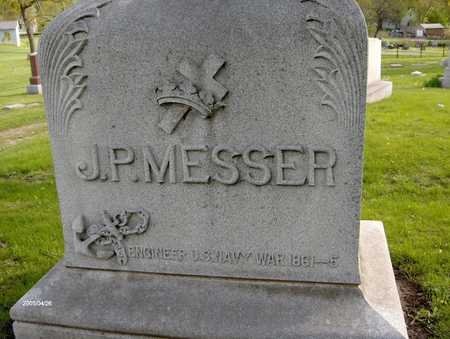 MESSER, J.P. - Linn County, Iowa | J.P. MESSER
