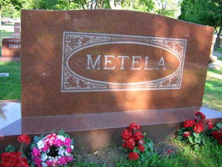 METELA, FAMILY STONE - Linn County, Iowa | FAMILY STONE METELA