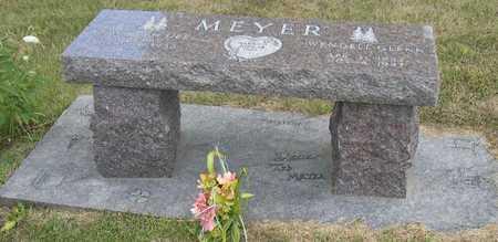 MEYER, WENDELL GLENN - Linn County, Iowa   WENDELL GLENN MEYER