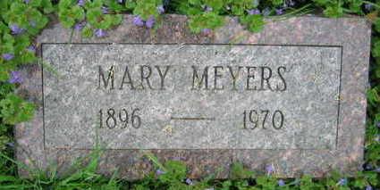 MEYERS, MARY - Linn County, Iowa | MARY MEYERS