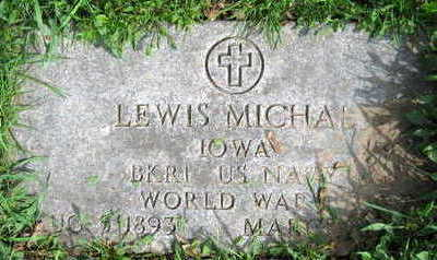 MICHAL, LEWIS - Linn County, Iowa | LEWIS MICHAL