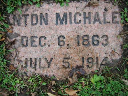 MICHALEK, ANTON - Linn County, Iowa | ANTON MICHALEK