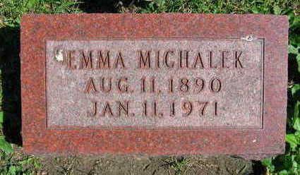 MICHALEK, EMMA - Linn County, Iowa | EMMA MICHALEK