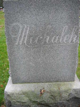 MICHALEK, FAMILY STONE - Linn County, Iowa | FAMILY STONE MICHALEK